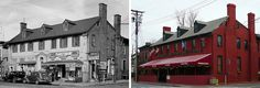 Annapolis, MD Middleton Tavern Then and Now Z