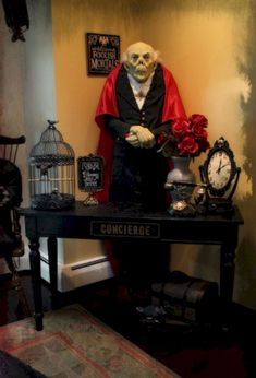 33 Wicked Halloween Home Decor Ideas