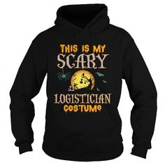 LOGISTICIAN  SCARY COSTUME