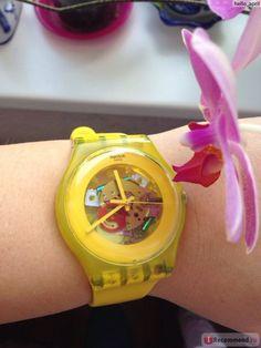Наручные часы Swatch - «Мои Swatch.Как вернуть деньги если Ваши Swatch сломались.Реальная история.Разбор достоинств/недостатков + много фото)» | Отзывы покупателей