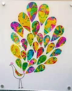 Class art projects for auction - bing images groep kunstprojecten, schilder Class Art Projects, Classroom Art Projects, Art Classroom, Group Projects, Collaborative Art Projects For Kids, Kindergarten Art, Preschool Art, Club D'art, Arte Elemental