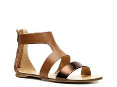 Coconuts Mark Flat Sandal Looks like this may come in Silver and Black as well $59.95 DSW.com