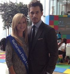David Gandy at the BGC Charity Day 2014 ~ David James Gandy