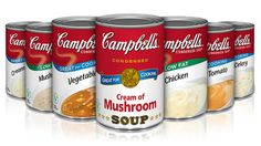 ****Couponalicious! $0.40 off any (3) Campbell's Condensed Soup Cans**** - Krazy Coupon Club