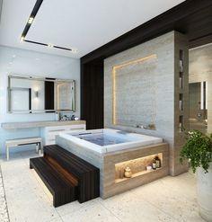 An In-depth Look at 8 Luxury Bathrooms
