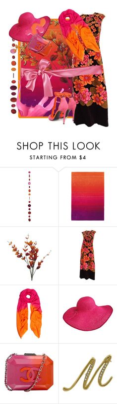 """""""Vibrant winter"""" by marie-dancin-in-the-moonlight ❤ liked on Polyvore featuring Dynamic Rugs, Dynasty, Allegra London, Chanel and BERRICLE"""