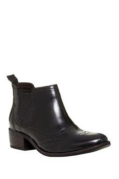 Rowan Brogue Leather Bootie by Matisse on @nordstrom_rack