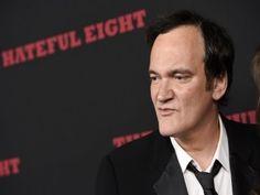 Tarantino Slams Trump's 'Ridiculous' Comments - YouTube