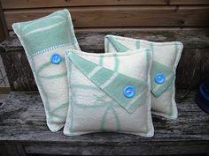 3 nieuwe kussens