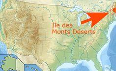 Ile des Monts Deserts