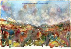 L'acquerello: un mondo di colori - Primavera dopo la pioggia by L.Spagnolo