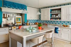 Colorful Kitchen Upgrades And Accessories - Vinny Lee Shares Tips From Kitchenalia - Redbook
