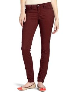 Calvin Klein Jeans Women's Colored Denim Legging, Wine, 10x32 buy at http://www.amazon.com/dp/B008RMV6WE/?tag=bh67-20