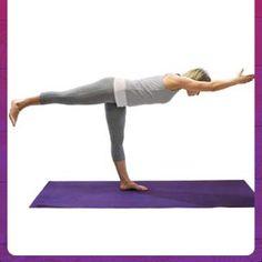 Yoga- warrior pose