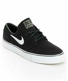 f1d74ec82 The Nike SB Zoom Stefan Janoski Canvas Unisex Skateboarding Shoe (Men s  Sizing) is a signature original that blends a minimalist aesthetic with  superb ...