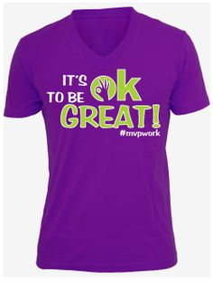 It's Ok to be great.  If 2014 will be your greatest year, re-pin.  Re-pin if you agree it's ok to be great. Join the Great Movement.