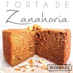 wilfredoulacio Ayer una chica me pidió que publicara un receta de torta de zanahoria, y hoy hice esta que la devoraron en mi casa (literalmente ya no hay) .. Queda BUENÍSIMA  intenten hacerla y muéstrenmela usando el hashtag: #latabladewil  Torta de zanahoria. Read more at http://websta.me/liked#Q7TETlE1GjQ4cmcS.99