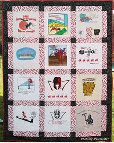 Kill Fire Ants, Baby Quilts, Palm Springs, Conference, Pattern, Sewing, Craft, Shirts, Style