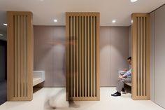SSFS - interior design by futurespace - strategic workplace change to support business evolution