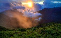 Simply Beautiful - Mountains Wallpaper ID 1211171 - Desktop Nexus Nature