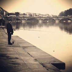 Turin, Po river