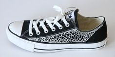 converse sneakers with bobbin lace by tarmo thorström