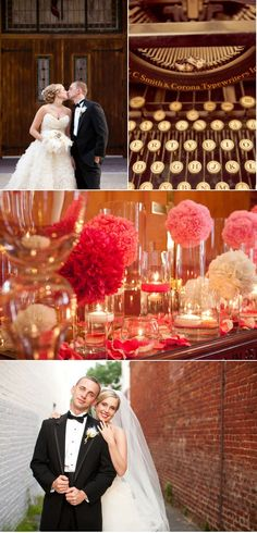 Old Concord Hotel Wedding by Kristin Byrum Photography