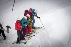 What it means to be a skier girl   JHMR Blog