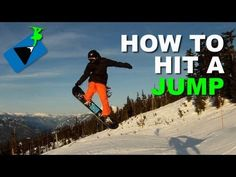 How to JUMP - Snowboard Tricks Series 1.0