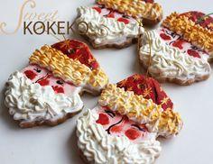 Galletas Navidad 2014 - Papá Noel Christmas Cookies 2014 - Santa Claus http://www.sweetkokeko.com