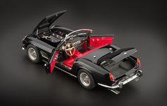 M-094 schwarz CMC Modellauto 1/18 Ferrari 250GT California Spyder SWB Hardtop