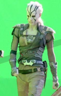 Sofia Boutella Star Trek Beyond Jaylah Leather Vest 12f5365eaf50