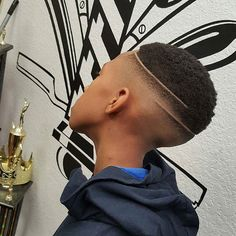 Creative work by National Barbers Association approved barber… Black Boys Haircuts, Black Men Hairstyles, Cool Hairstyles For Men, Boy Hairstyles, Cool Haircuts, Haircuts For Men, Hair Designs For Boys, Natural Hair Styles, Short Hair Styles