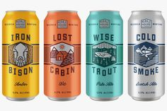 Kettle House Aleworks Cans