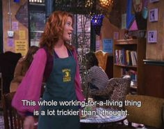 """Being an adult is hard, but worth it.   21 Life Lessons You Learned From """"Sabrina, The Teenage Witch"""""""