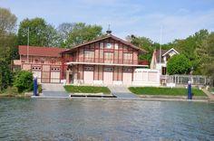 La Société nautique de la Marne / Joinville le pont