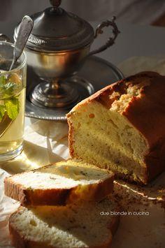 Due bionde in cucina: Cake al limone e menta