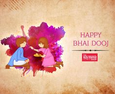 Siblings fight, bicker & tear each other's hair off, but on Bhai-Dooj things take a 180-degree turn! This auspicious day binds the two souls in a bond of joy forever.  Celebrate the bond and siblings love :)  The Raymond Seconds Shop - Paldi wishes you all a Happy  Bhai-dooj.  #HappyBhaiDooj #BhaiDooj #BhaiDooj2016 #Greeting #BestWishes #Love #Warmth #Protection #Bond #SiblingsLove #Celebrations #SweetnessOverloaded #Raymond #Ahmedabad