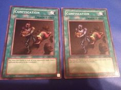 Yu-Gi-Oh-Magic-Ruler-2x-Confiscation-MRL-038-Super-Rare-Unlimited-Edition