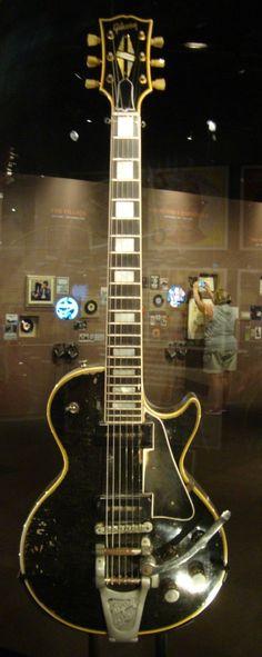 Jimi Hendrix's 1955 Gibson Les Paul Custom