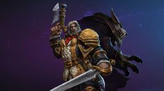 Meet Heroes of the Storm's Newest Champion – Greymane