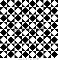 Fabric Design, Pattern Design, Pattern Concrete, Graph Paper Art, Design Art, Graphic Design, Stenciled Floor, Half Square Triangles, Op Art