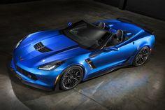 2015 Corvette Z06 Convertible #car #chevrolet