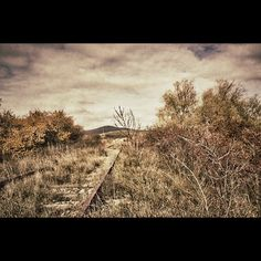 #myinstagram365proyect día024 #menaza #palencia the old #railway el viejo #ferrocarril #igerscyl #igerspalencia
