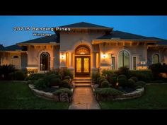 Experience The Woodlands Bike Trails, Woodland, Mansions, House Styles, Home Decor, Decoration Home, Manor Houses, Room Decor, Villas