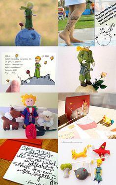 The Little Prince / La Petit Prince Treasury --Pinned with TreasuryPin.com