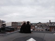 i need a rooftop in my life