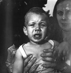 "Diane Arbus, ""Mother Holding her Child"", N.J, 1967"