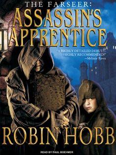 New arrival: Assassin's Apprentice by Robin Hobb