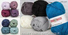 Valley Yarns Haydenville